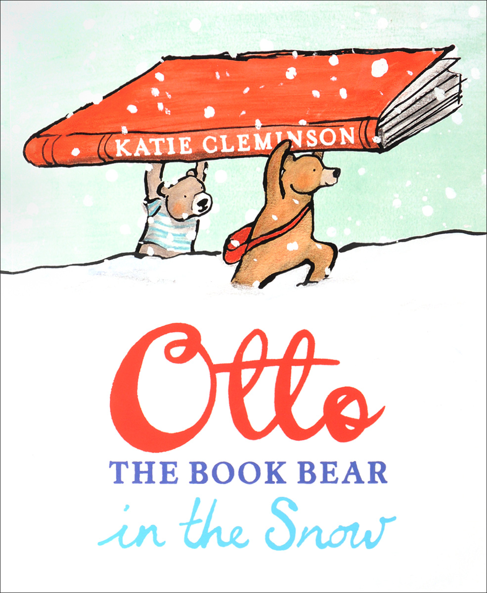 все цены на OTTO THE BOOK BEAR IN THE SNOW в интернете