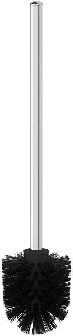 Щетка туалетного ерша с рукояткой FBS Universal, цвет: хром. 610507610507Аксессуары торговой марки FBS производятся на заводе ELLUX Gluck s.r.o., имеющем 20-летний опыт работы. Предприятие расположено в Злинском крае, исторически знаменитом своим промышленным потенциалом. Компоненты из всемирно известного богемского хрусталя выгодно дополняют серии аксессуаров. Широкий ассортимент, разнообразие форм, высочайшее качество исполнения и техническое?совершенство продукции отвечают самым высоким требованиям. Продукция FBS представлена на российском рынке уже более 10 лет и за это время успела завоевать заслуженную популярность у покупателей, отдающих предпочтение дорогой и качественной продукции.