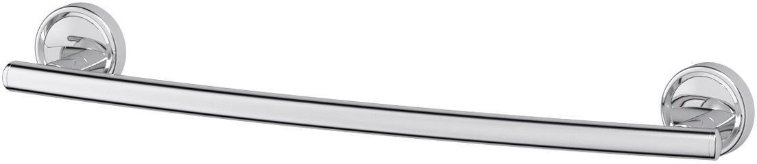 Штанга для полотенца FBS Ellea, 50 см, цвет: хром. ELL 031ELL 031Аксессуары торговой марки FBS производятся на заводе ELLUX Gluck s.r.o., имеющем 20-летний опыт работы. Предприятие расположено в Злинском крае, исторически знаменитом своим промышленным потенциалом. Компоненты из всемирно известного богемского хрусталя выгодно дополняют серии аксессуаров. Широкий ассортимент, разнообразие форм, высочайшее качество исполнения и техническое?совершенство продукции отвечают самым высоким требованиям. Продукция FBS представлена на российском рынке уже более 10 лет и за это время успела завоевать заслуженную популярность у покупателей, отдающих предпочтение дорогой и качественной продукции.