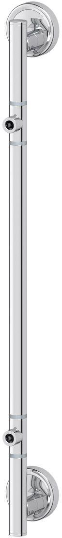 Штанга для полотенца FBS Ellea, для 2-х аксессуаров, 58 см, цвет: хром. ELL 074ELL 074Аксессуары торговой марки FBS производятся на заводе ELLUX Gluck s.r.o., имеющем 20-летний опыт работы. Предприятие расположено в Злинском крае, исторически знаменитом своим промышленным потенциалом. Компоненты из всемирно известного богемского хрусталя выгодно дополняют серии аксессуаров. Широкий ассортимент, разнообразие форм, высочайшее качество исполнения и техническое?совершенство продукции отвечают самым высоким требованиям. Продукция FBS представлена на российском рынке уже более 10 лет и за это время успела завоевать заслуженную популярность у покупателей, отдающих предпочтение дорогой и качественной продукции.
