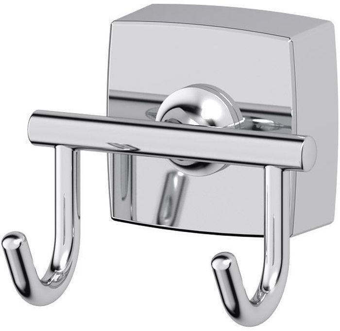 Крючок для ванной FBS Esperado, двойной. ESP 002ESP 002Двойной крючок для ванной FBS Esperado изготовлен из высококачественнойхромированной латуни, устойчивой к коррозии в условияхвысокой влажности в ванной комнате. Навесные крючки - это практичное решение для размещения аксессуаров, полотенец или банных принадлежностей, позволяющее сэкономить пространство и организовать порядок в ванной комнате. Изделие крепится к стене при помощи шурупов. Классический дизайн подойдет для любогоинтерьера ванной комнаты. Аксессуары торговой марки FBS производятся на заводе ELLUX Gluck s.r.o., имеющем 20-летний опыт работы. Предприятие расположено в Злинском крае, исторически знаменитом своим промышленным потенциалом. Компоненты из всемирно известного богемского хрусталя выгодно дополняют серии аксессуаров. Широкий ассортимент, разнообразие форм, высочайшее качество исполнения и техническое совершенство продукции отвечают самым высоким требованиям. Продукция FBS представлена на российском рынке уже более 10 лет и за это время успела завоевать заслуженную популярность у покупателей, отдающих предпочтение дорогой и качественной продукции.