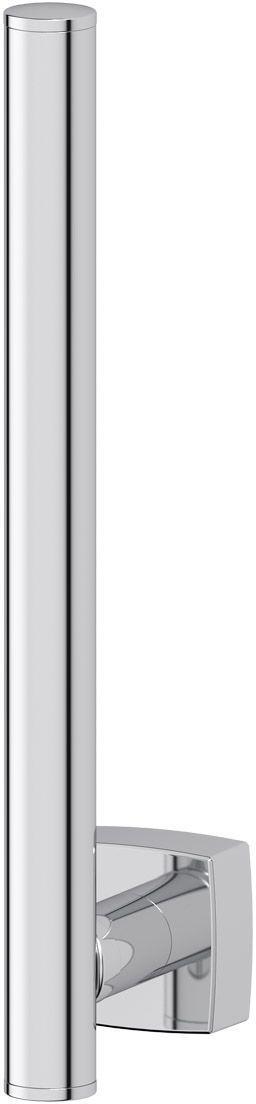 Держатель запасных рулонов туалетной бумаги FBS Esperado, цвет: хром. ESP 021ESP 021Аксессуары торговой марки FBS производятся на заводе ELLUX Gluck s.r.o., имеющем 20-летний опыт работы. Продукция завода Ellux представлена на российском рынке уже более 10 лет и за это время успела завоевать заслуженную популярность у покупателей, отдающих предпочтение дорогой и качественной продукции. Весь цикл производства изделий осуществляется на территории Чешской республики. Высококачественная латунь - дорогостоящий многокомпонентный медный сплав с основным легирующим элементом - цинком. Обладает высокой прочностью и коррозионной стойкостью. Считается лучшим материалом для изготовления аксессуаров, смесителей и другого сантехнического оборудования. Надежное крепление аксессуаров к стене обусловлено использованием качественных и прочных материалов крепежных элементов и хорошо продуманной конструкцией, разработанной с учетом возможных нагрузок. Премиум качество. Находясь в более доступном ценовом сегменте, аксессуарыобладают всеми качествами продукции PREMIUM.