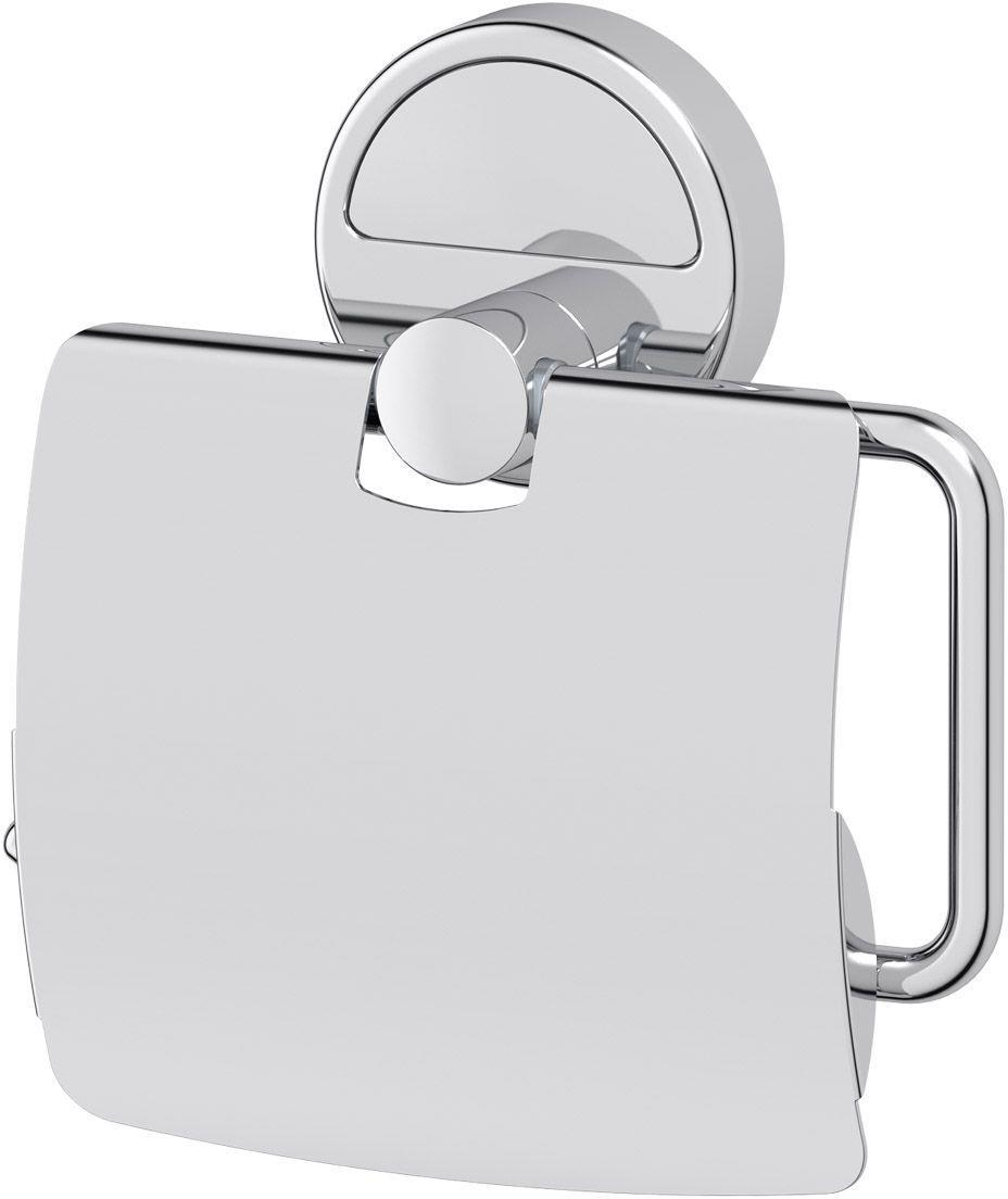 Держатель туалетной бумаги с крышкой FBS Luxia, цвет: хром. LUX 055LUX 055Аксессуары торговой марки FBS производятся на заводе ELLUX Gluck s.r.o., имеющем 20-летний опыт работы. Продукция завода Ellux представлена на российском рынке уже более 10 лет и за это время успела завоевать заслуженную популярность у покупателей, отдающих предпочтение дорогой и качественной продукции. Весь цикл производства изделий осуществляется на территории Чешской республики. Высококачественная латунь - дорогостоящий многокомпонентный медный сплав с основным легирующим элементом - цинком. Обладает высокой прочностью и коррозионной стойкостью. Считается лучшим материалом для изготовления аксессуаров, смесителей и другого сантехнического оборудования. Надежное крепление аксессуаров к стене обусловлено использованием качественных и прочных материалов крепежных элементов и хорошо продуманной конструкцией, разработанной с учетом возможных нагрузок. Премиум качество. Находясь в более доступном ценовом сегменте, аксессуарыобладают всеми качествами продукции PREMIUM.
