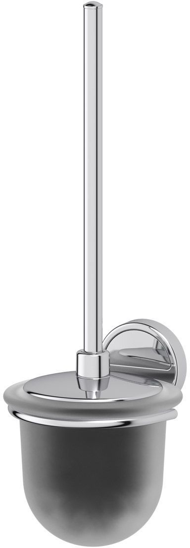 Держатель с туалетным ершом с крышкой FBS Luxia, цвет: хром. LUX 057LUX 057Аксессуары торговой марки FBS производятся на заводе ELLUX Gluck s.r.o., имеющем 20-летний опыт работы. Продукция завода Ellux представлена на российском рынке уже более 10 лет и за это время успела завоевать заслуженную популярность у покупателей, отдающих предпочтение дорогой и качественной продукции. Весь цикл производства изделий осуществляется на территории Чешской республики. Высококачественная латунь - дорогостоящий многокомпонентный медный сплав с основным легирующим элементом - цинком. Обладает высокой прочностью и коррозионной стойкостью. Считается лучшим материалом для изготовления аксессуаров, смесителей и другого сантехнического оборудования. Надежное крепление аксессуаров к стене обусловлено использованием качественных и прочных материалов крепежных элементов и хорошо продуманной конструкцией, разработанной с учетом возможных нагрузок. Премиум качество. Находясь в более доступном ценовом сегменте, аксессуарыобладают всеми качествами продукции PREMIUM.