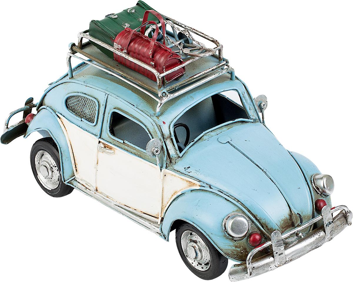 Модель Platinum Автомобиль, с фоторамкой и копилкой. 1404E-43361404E-4336Модель Platinum Автомобиль, выполненная из металла, станеторигинальным украшением интерьера. Вы можете поставить модель ретро- автомобиля в любом месте, где онабудет удачно смотреться. Изделие дополнено копилкой и фоторамкой, куда вы можете вставитьвашу любимую фотографию.Качество исполнения, точные детали и оригинальный дизайн выделяют этумодель среди ряда подобных. Модель займет достойное место в вашейколлекции, а также приятно удивит получателя в качестве стильного сувенира.