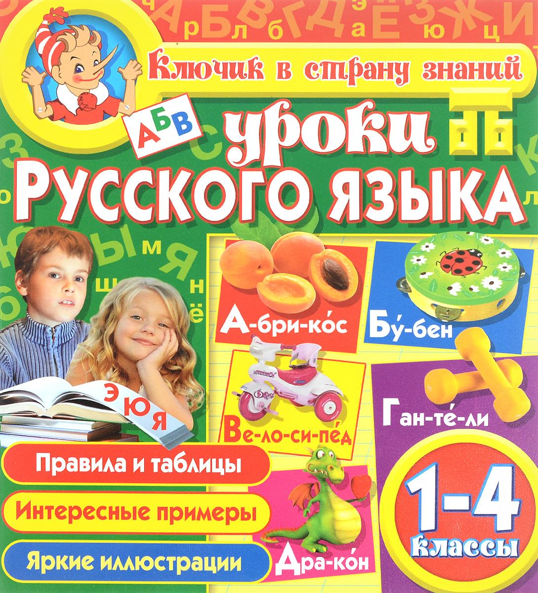 Ю. В. Якунина Уроки русского языка уроки русского языка проверка знаний 4 класс