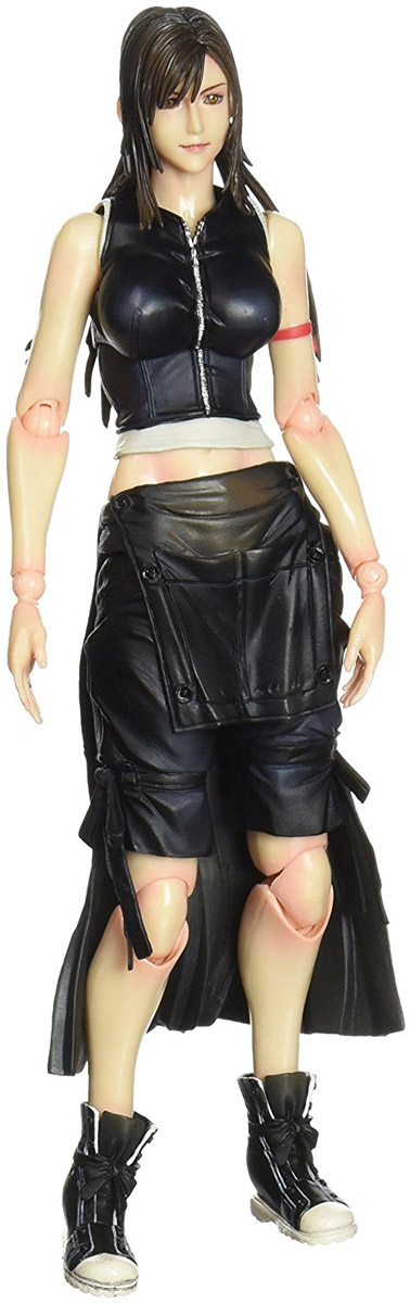 Final Fantasy VII. Фигурка Advent Children Play Arts Kai Tifa 27 см