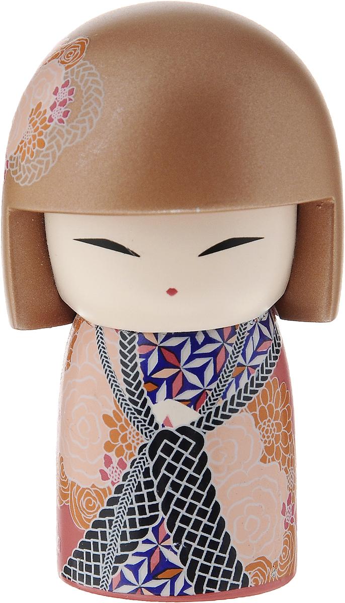 Кукла-талисман Kimmidoll Каона (Друг). TGKFS099TGKFS099Привет, меня зовут Каона!Я талисман друга!Мой дух полон соучастия и взаимопонимания!Вы разделяете силу моего духа, когда радуетесь достижениями других, а в трудные минуты оказываете настоящую поддержку, показывая истинную ценность дружбы. Это традиционная японская кукла- Кокеши! (японская матрешка). Дарится в знак дружбы, симпатии, любви или по поводу какого-либо приятного события! Считается, что это не только приятный сувенир, но и талисман, который приносит удачу в делах, благополучие в доме и гармонию в душе!