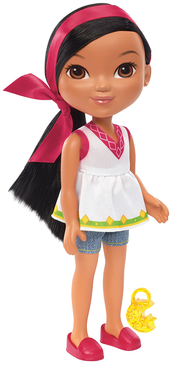 Dora and Friends Кукла Найя куклы mattel даша и друзья куклы с аксессуарами