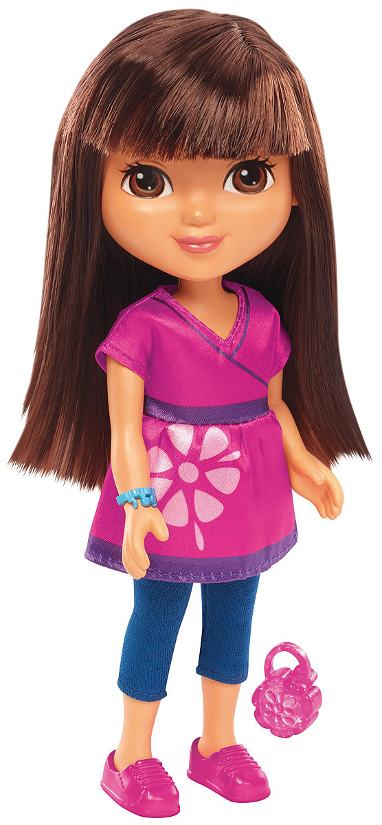 Dora and Friends Кукла Даша куклы mattel даша путешественница кукла день рождения даши