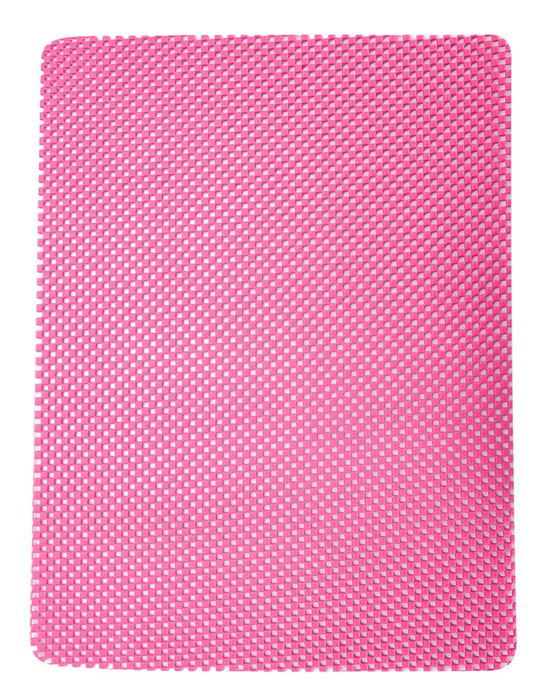 Коврик кухонный Regent Inox Mat, универсальный, цвет: фуксия, 40 х 31 см406-050Коврик Regent Inox Mat изготовлен из вспененного поливинилхлорида и оснащен армированной нитью. Мягкий, гибкий, легкий, прочный, практичный и гигиеничный коврик, абсорбирует влагу и позволит бережно просушить кружки, фужеры, любую посуду. Обладает противоскользящими свойствами, идеален в виде подставки для скользких поверхностей. Защита деликатных поверхностей от повреждений, сколов и царапин, удобно применять в холодильнике и на кухонных поверхностях. Использование в качестве сервировочной салфетки, защита стола от пятен и царапин.Моется водой с использованием обычных моющих средств.Не применять в качестве подставки под горячее.