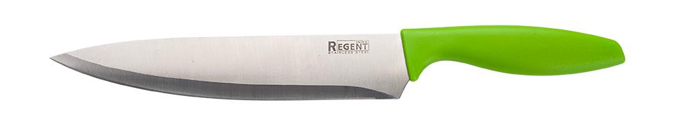 Нож шеф разделочный Regent Inox Linea Filo, 200/300 мм (chef 8) парогенератор mie stiro pro 300 inox