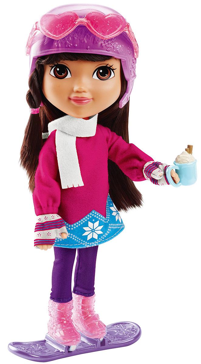 Dora and Friends Игровой набор с куклой Dora Loves Winter куклы mattel даша путешественница кукла день рождения даши dora the explorer