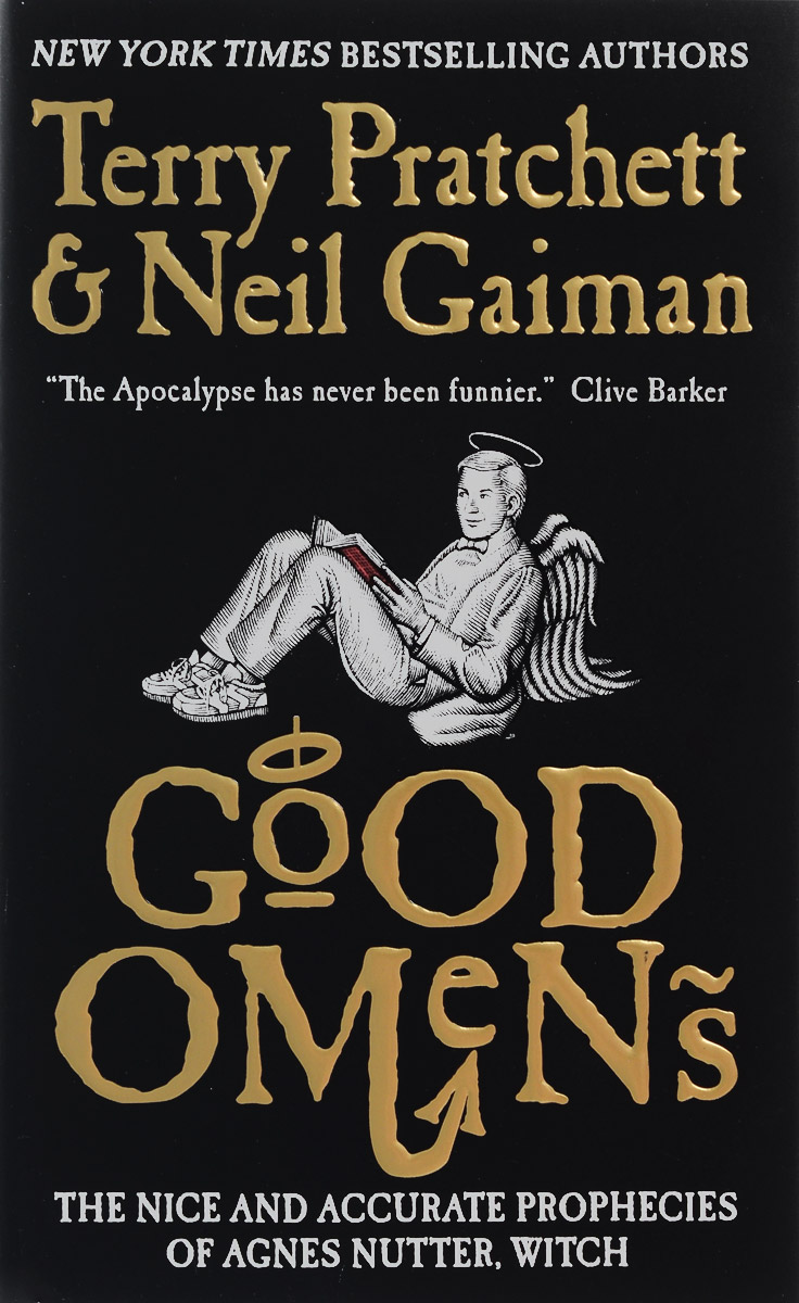 Good Omens: The Nice and Accurate Prophecies of Agnes Nutter, Witch the nice and the good