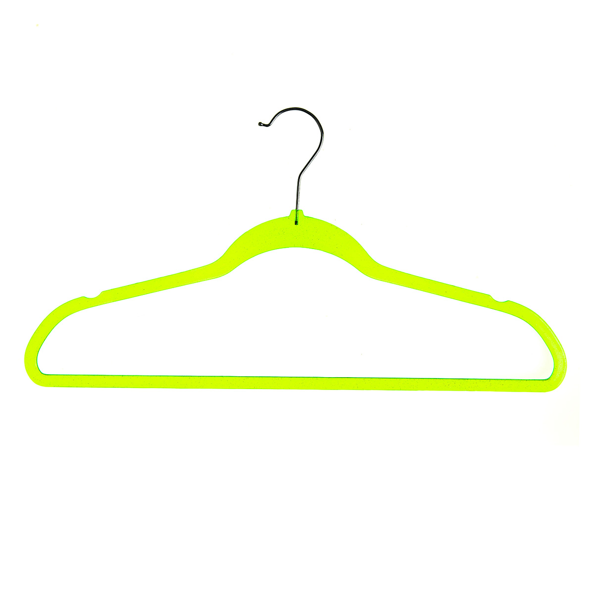 Вешалка HomeQueen, акриловая, с перекладиной, цвет: зеленый, длина 45 см70697Вешалка для одежды HomeQueen, выполненная из акрила и металла, идеально подойдет для разного вида одежды. Она имеет надежный крючок и перекладину для брюк.Вешалка - это незаменимая вещь для того, чтобы ваша одежда всегда оставалась в хорошем состоянии.Размер вешалки: 45 х 0,5 х 22 см.