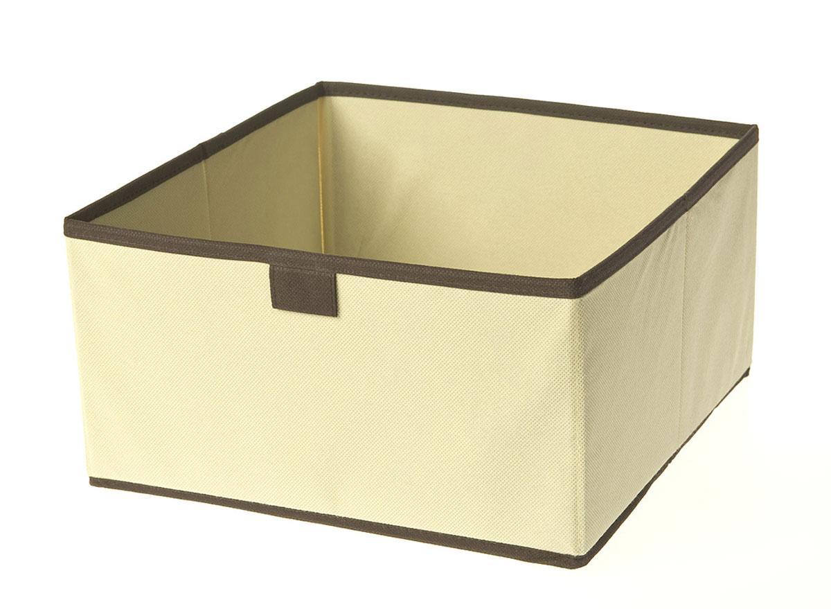 Коробка для хранения Youll Love, 28 х 28 х 15 см70851Коробка для хранения вещей изготовлена из полипропилена. Все ваши вещи будут аккуратно убраны и вы быстро сможете найти все, что нужно.