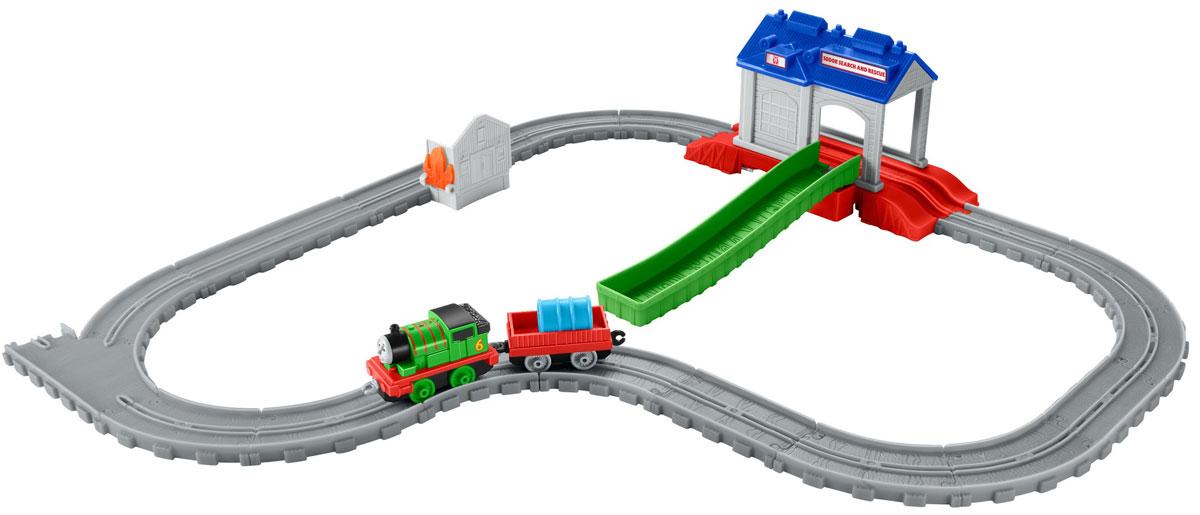 Thomas& FriendsЖелезная дорога Перси в спасательном центре FBC57