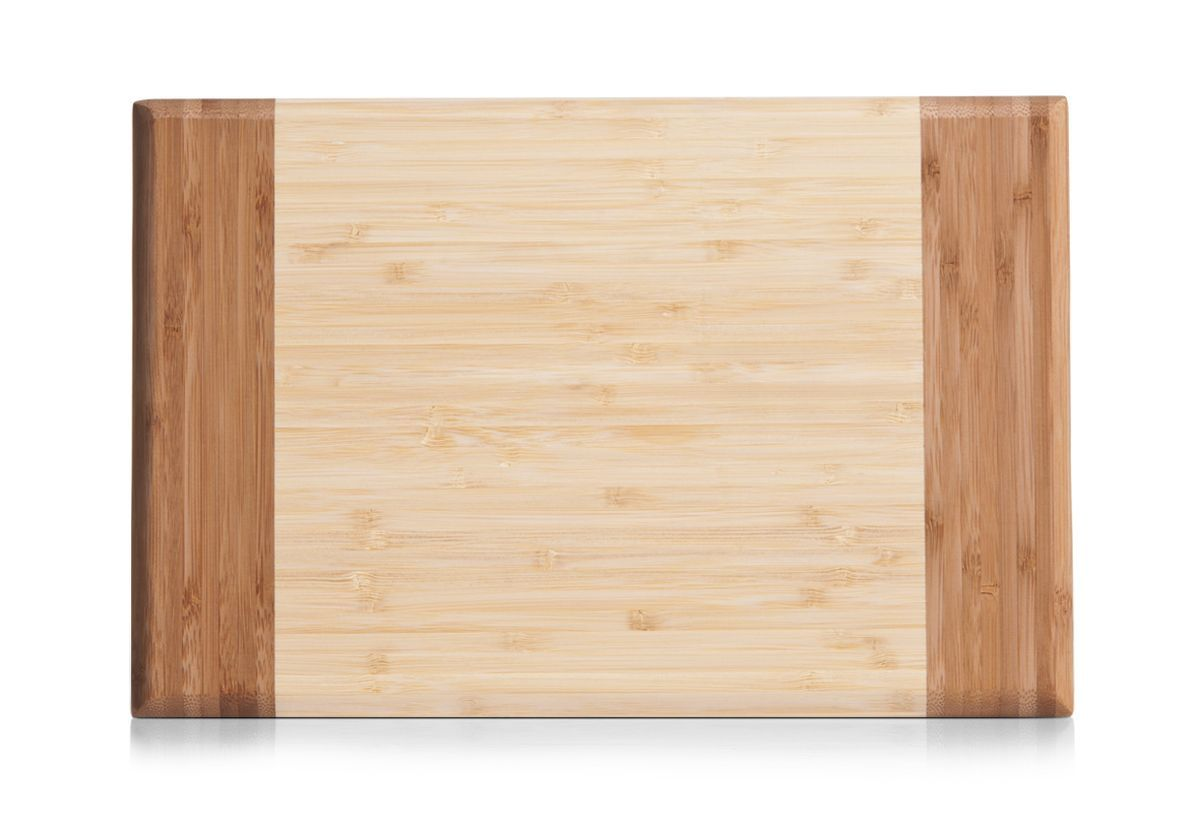 """Разделочная доска """"Zeller"""" выполнена из 100% натурального бамбука. Бамбук обладает природными антибактериальными свойствами. Доска отличается долговечностью, большой прочностью и высокой плотностью, не впитывает запахи и обладает водоотталкивающими свойствами, при длительном использовании не деформируется. Легко моется и бережно относится к лезвию ножа. Такая доска понравится любой хозяйке и будет отличным помощником на кухне."""