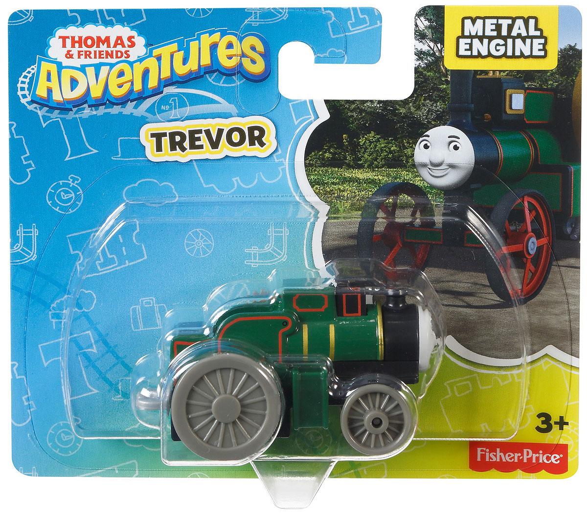 Thomas & Friends Паровозик Тревор