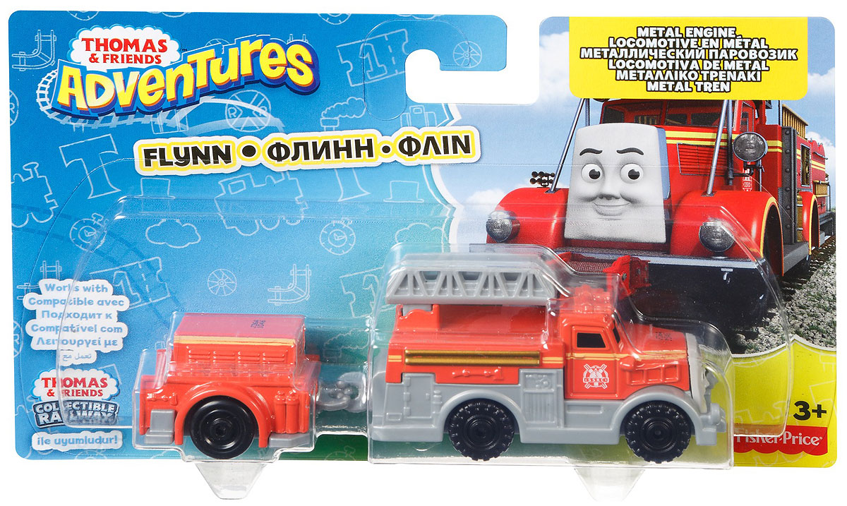 Thomas & Friends Паровозик Флинн