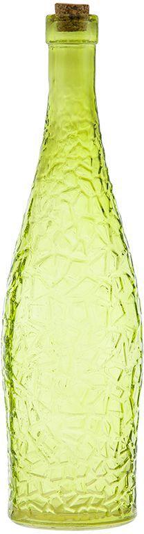 Бутылка для масла/уксуса Elan Gallery, с пробкой, цвет: оливковый, 700 млH301352Стильная бутылка для жидкостей Elan Gallery пригодится для удобного хранения обычных или приготовленных вами ароматизированных масел, соусов или уксуса. Изделие выполнено из стекла.Бутылка эффектно впишется в любой интерьер. В комплекте пробка.