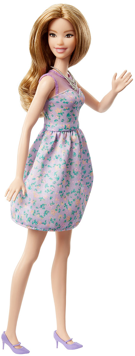 Barbie Кукла Игра с модой Lovely in Lilac barbie набор сестра барби с питомцем barbie dmb26