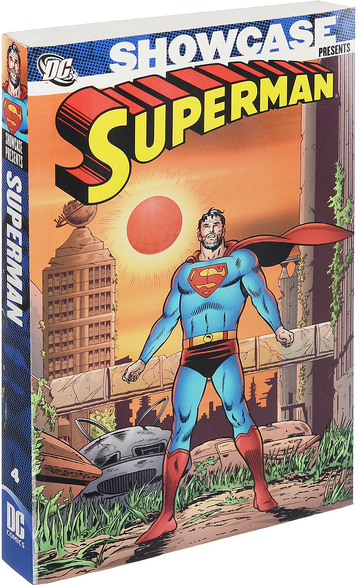 Showcase Presents: Superman: Volume 4 a force presents volume 2