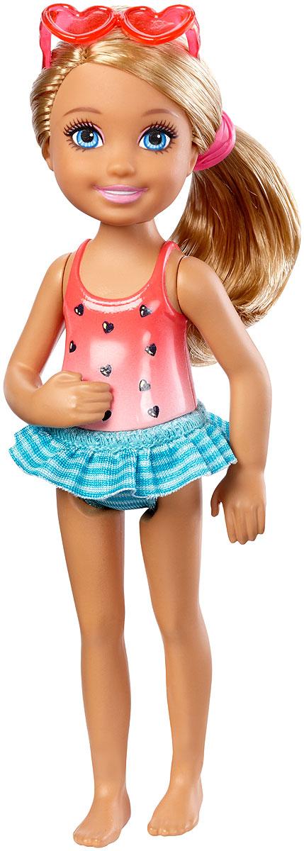 Barbie Мини-кукла Челси с напитком barbie мини кукла челси с молоком и печеньем