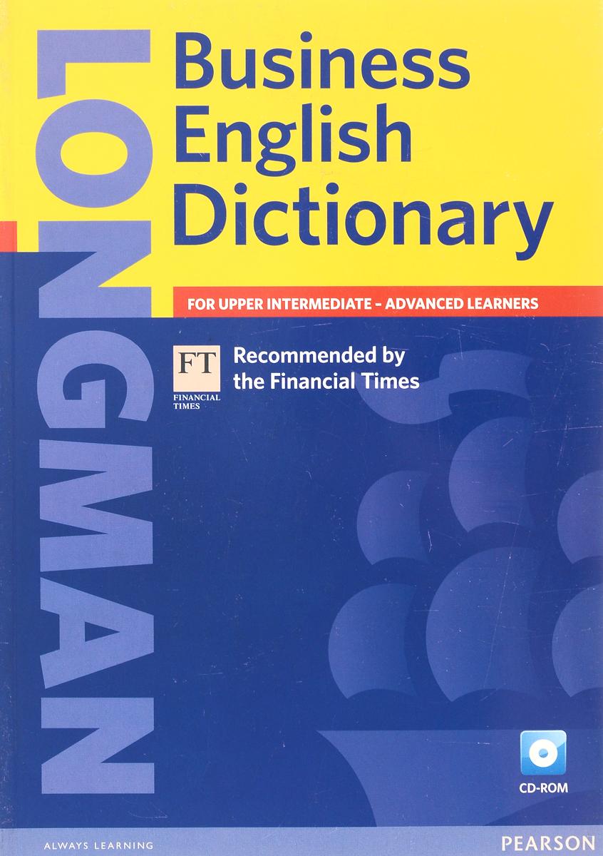 Longman Business English Dictionary (+ CD-ROM) pocket business dictionary