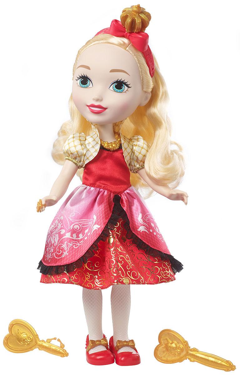 Ever After High Кукла Подружка-принцесса Эппл Уайт mattel ever after high bbd52 эппл уайт