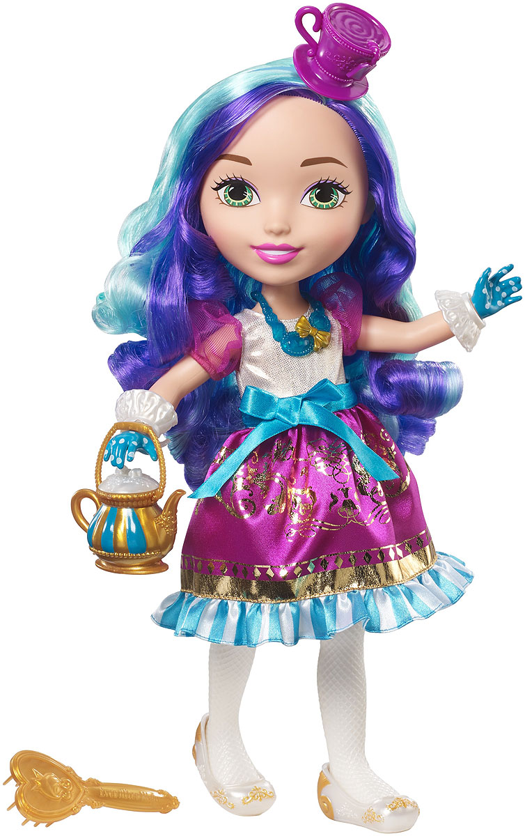 Ever After High Кукла Подружка-принцесса Мэдлин Хэттер куклы и одежда для кукол ever after high кукла lizzie hearts doll