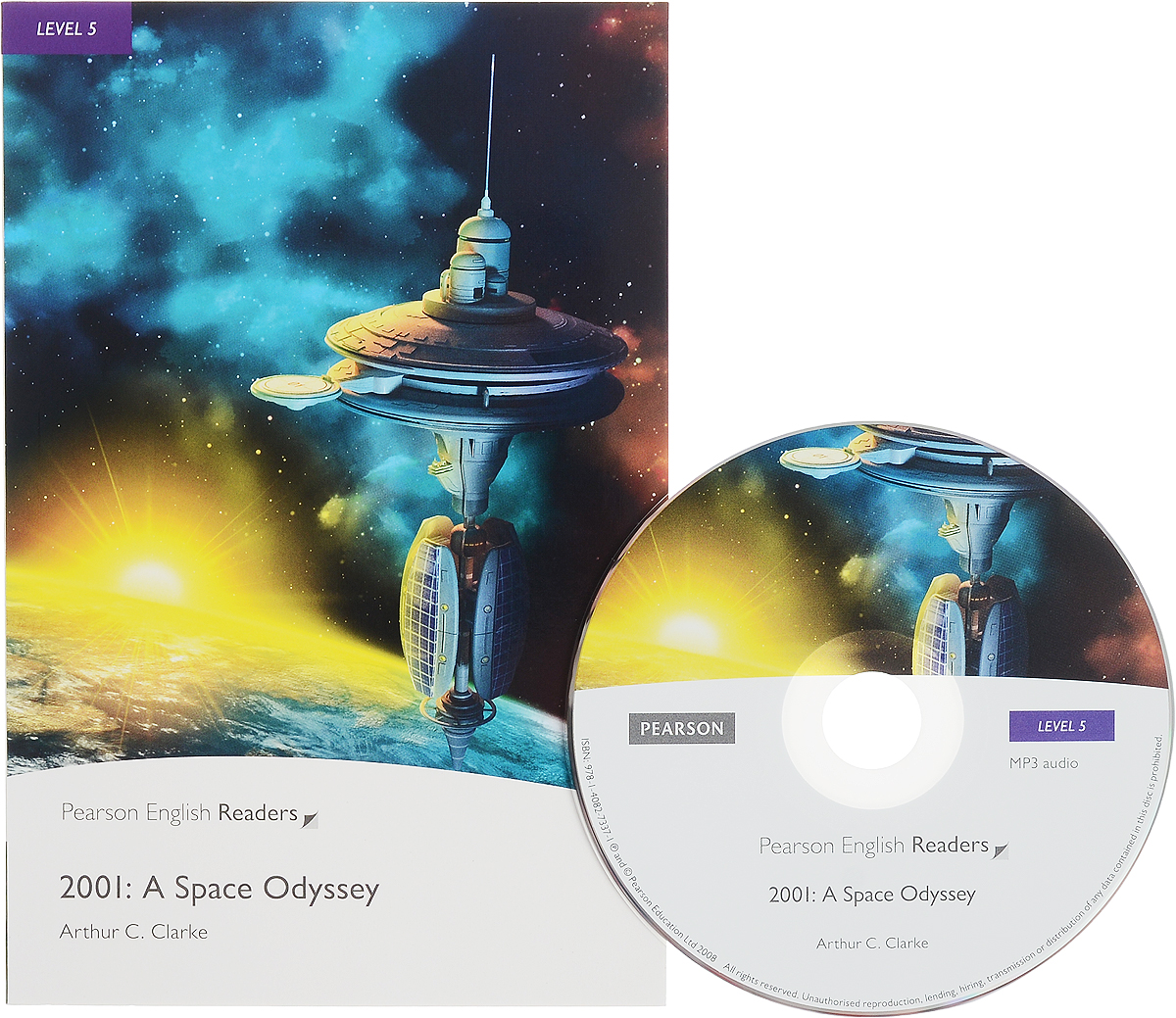 2001: A Space Odyssey: Level 5 (+ CD) jane eyre level 5 cd