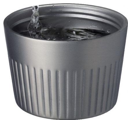 Крышка-чашка Primus Trailbreak Cup, цвет: серый737942Крышка-чашка Primus Trailbreak Cup S/S