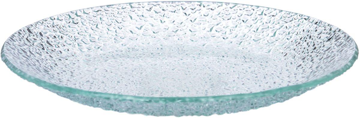 Тарелка обеденная Арт Дон Хрусталик, диаметр 24 смAD10-18HPОбеденная тарелка Арт Дон Хрусталик изготовлена из высококачественного стекла. Тарелка прекрасно впишется в интерьер вашей кухни и станет достойным дополнением к кухонному инвентарю. .Наличие множества граней преломляет свет, из-за чего посуда выглядит ярко, необычно, оригинально. Тарелка Арт Дон Хрусталик подчеркнет прекрасный вкус хозяйки и станет отличным подарком. Можно мыть в посудомоечной машине и использовать в микроволновой печи.