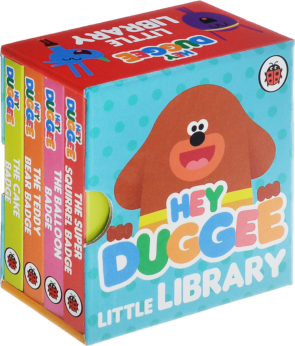 Купить Little Library (миниатюрное издание) (комплект из 4 книг)