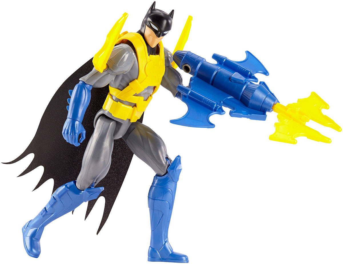 Batman Фигурка Batman Wing Tech рюкзак dc comics batman