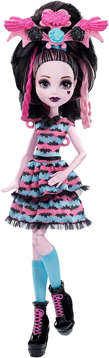 Monster High Кукла Стильные прически Дракулауры mattel mattel кукла monster high дракулаура стильные прически