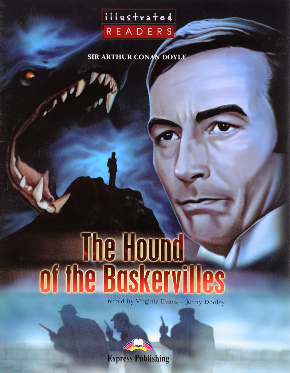 The Hound of the Baskervilles: Level 2. Книга для чтения the hound of the baskervilles