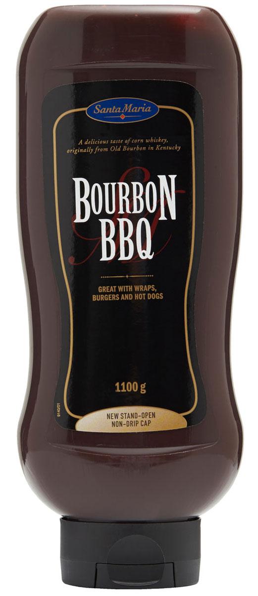 Santa Maria соус барбекю виски Бурбон, 1,1 кг