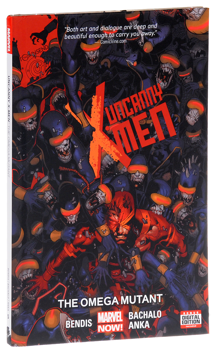 Uncanny X-Men Volume 5: The Omega Mutant uncanny inhumans volume 1