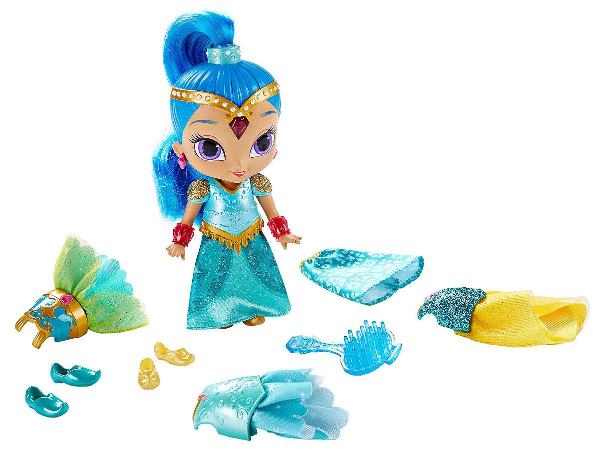 Shimmer & Shine Мини-кукла Magic Dress Shine shimmer & shine набор фигурок тала и нала