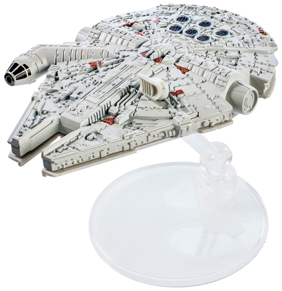 Hot Wheels Star Wars Космический корабль Millennium Falcon - Транспорт, машинки