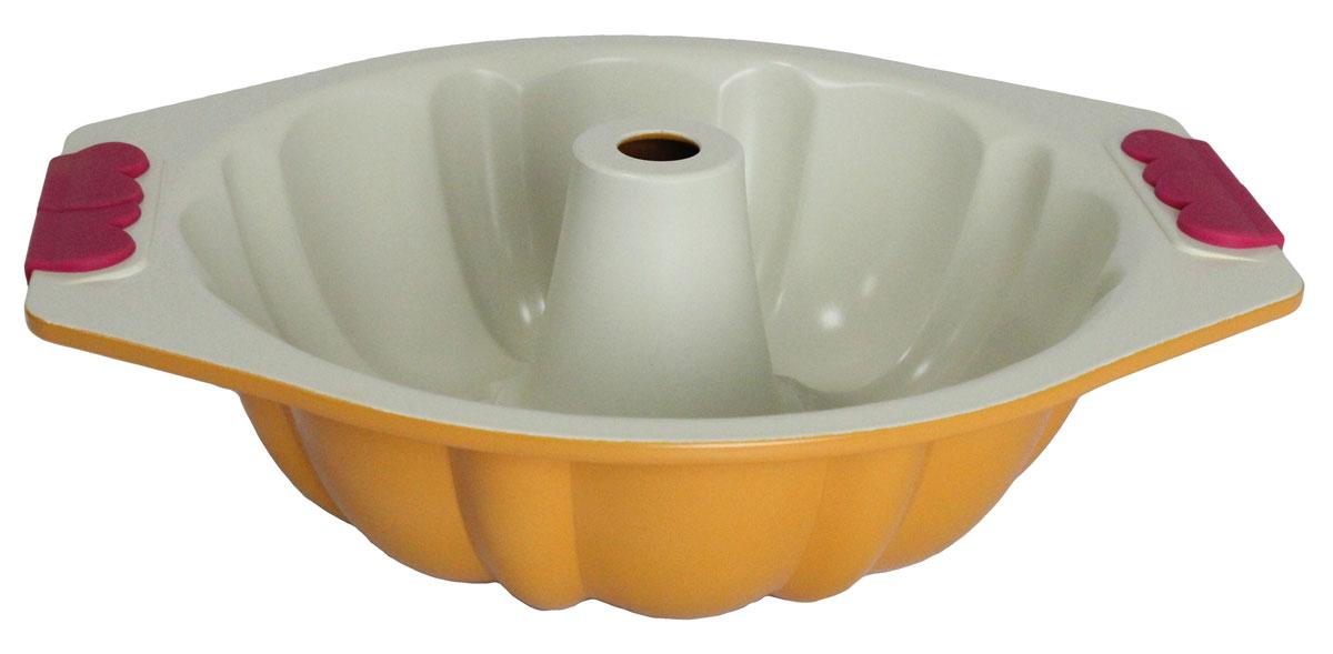 Форма для выпечки Satoshi Dolce vita, диаметр 25 см849001Керамическая форма для выпечки Satoshi Dolce Vita - яркая и красивая, она украсит любой стол и выгодно подчеркнет достоинства ваших блюд.