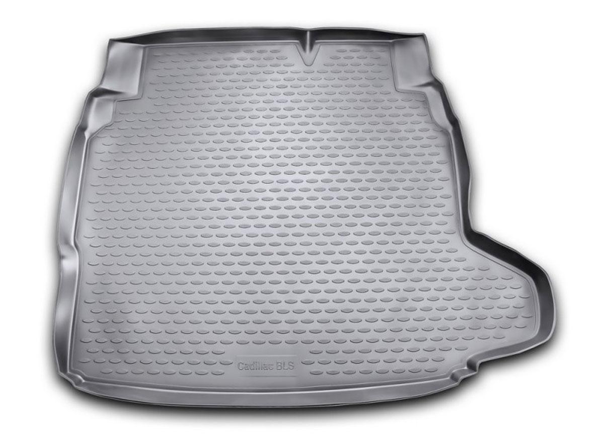 Коврик в багажник автомобиля Novline-Autofamily для Ford Kuga 05/2013 -NLT.16.44.11.110Текстильный коврик надежно поддерживает чистоту в багажнике вашего автомобиля, эффективно впитывает грязь и влагу, легко чистится пылесосом, а также отлично моется с использованием различных средств. Он абсолютно нейтрален к химическим реагентам, которыми обрабатывают дороги в зимний период. Изделие обладает повышенной стойкостью к истиранию, что позволяет ему долго сохранять эстетичный внешний вид и существенно увеличить срок эксплуатации.