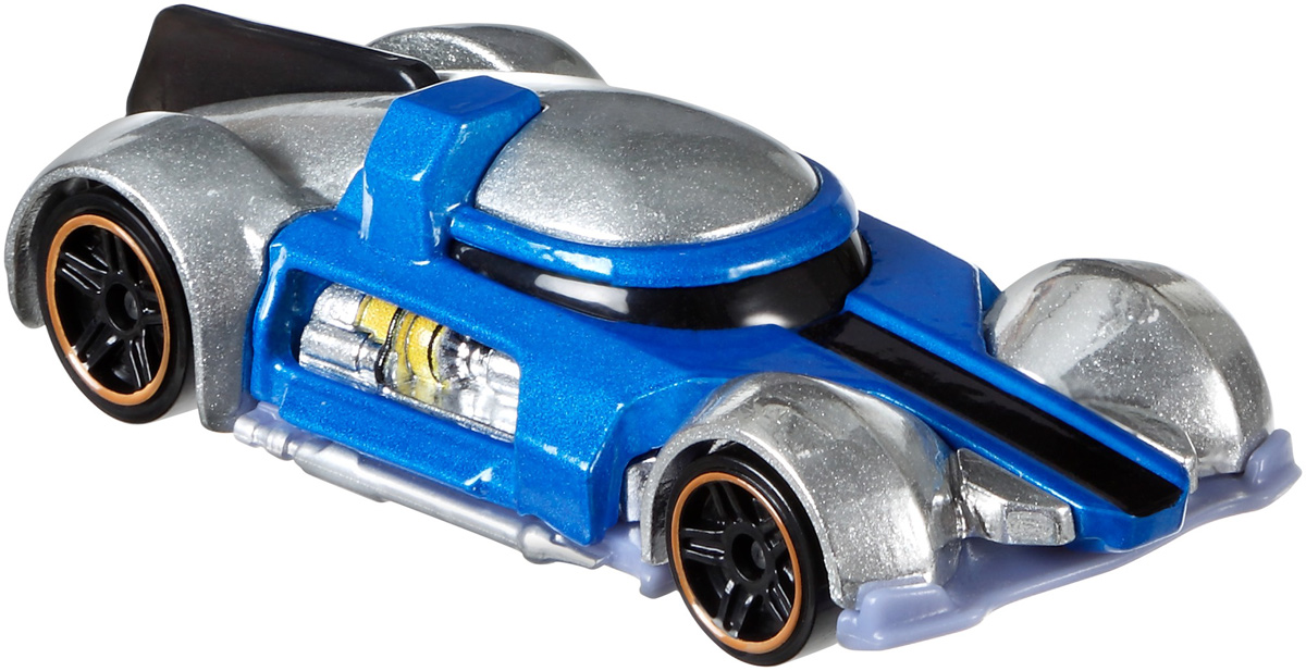 цена на Hot Wheels Star Wars Машинка Jango Fett