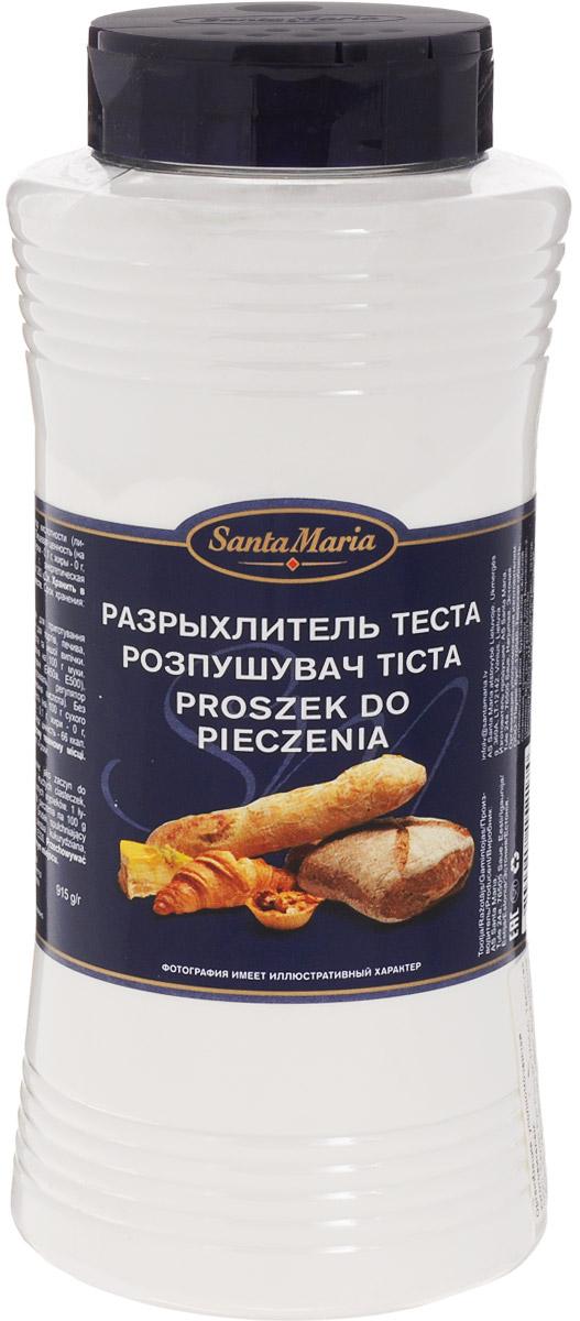 Santa Maria Разрыхлитель теста, 915 г15217Разрыхлитель теста Santa Maria подходит для пирожных, тортов, печенья, рассыпчатого теста и другой выпечки.Уважаемые клиенты! Обращаем ваше внимание, что полный перечень состава продукта представлен на дополнительном изображении.