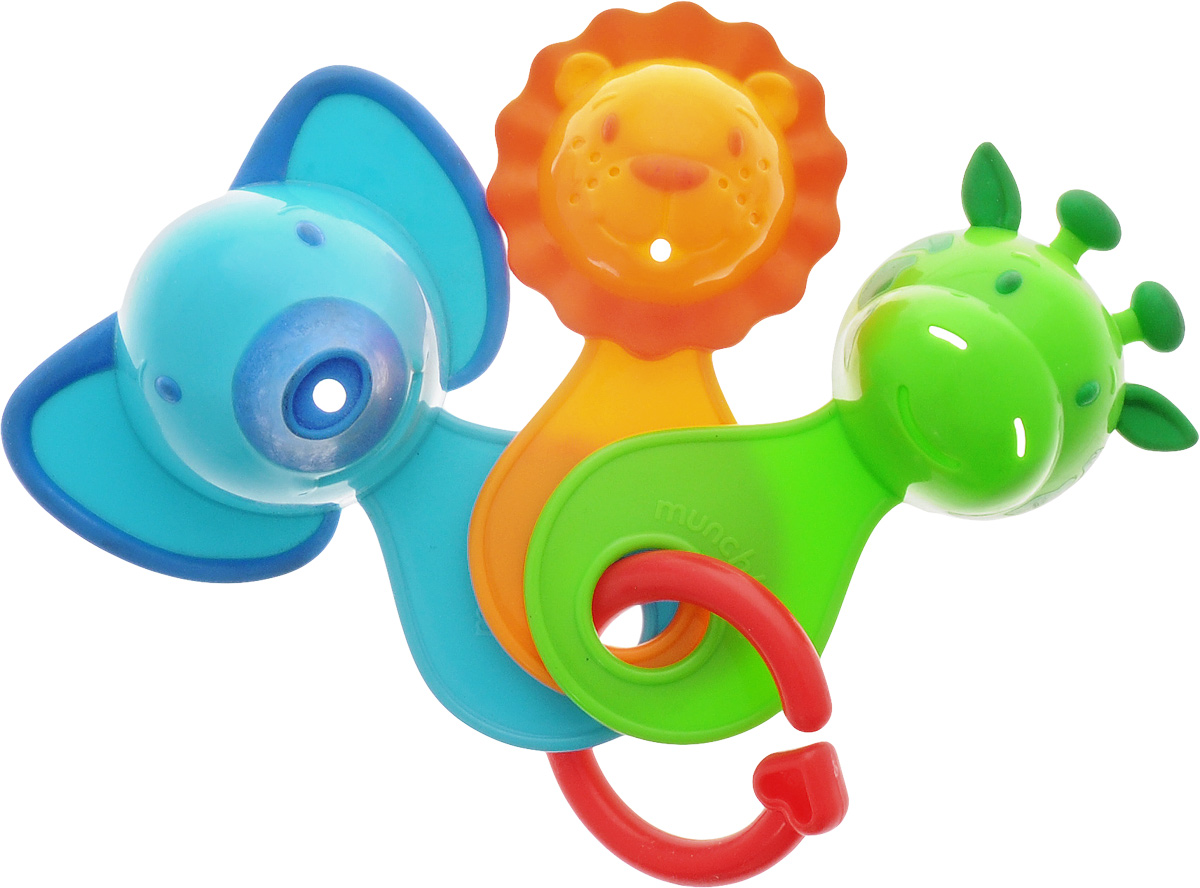 Munchkin Игрушка для ванны Весёлые ситечки игрушки для ванны munchkin игрушки для ванны морские животные 4 шт