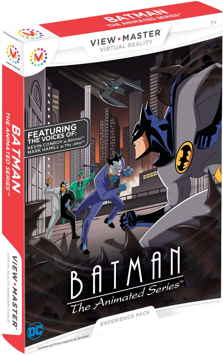 View-Master Интерактивная игрушка Бэтмен - Интерактивные игрушки