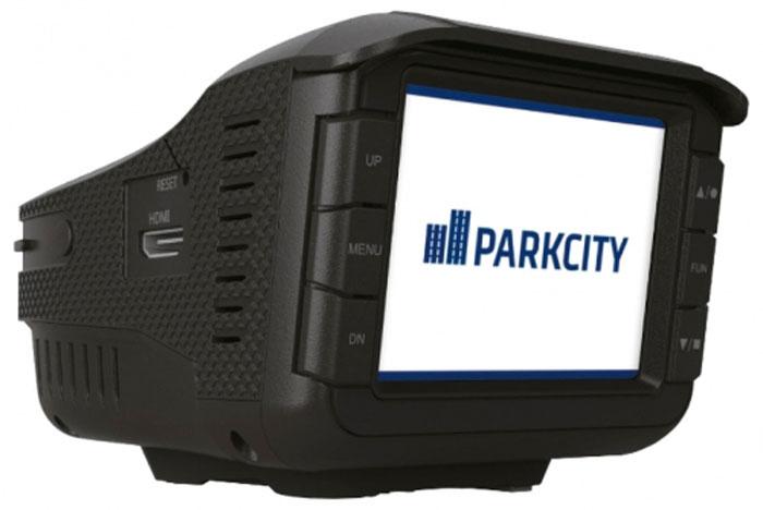 ParkCity CMB 800, Black видеорегистратор с радар-детекторомCMB 800Встречайте первое комбинированное устройство в линейке ParkCity – модель CMB 800! Этот уникальный гибридсовместил в себе функционал сразу нескольких гаджетов: видеорегистратора, радар-детектора, GPS-информатора. Запись видео с разрешением 1280х720 30 кадров в секунду позволяет отчетливо записывать госномера машин, лица людей, номера домов и другое.Встроенный высокочувствительный радар-детектор распознает сигналы всех диапазонов, в которых работают все российские радарные комплексы. Он поможет вам до минимума сократить количество встреч с сотрудниками ГИБДД и убережет от уплаты штрафов о превышении скорости! Уникальная функция голосового и визуального оповещения всегда предупредит вас о приближении к камерам контроля скорости, фоторадарам и излюбленным местам полицейских засадАвтоматическое включение записи при подаче питанияВысокочувствительная матрица OmniVision OV9712Защита файлов от перезаписиВстроенный акселерометр (G-сенсор) с регулировкой чувствительностиПредустановленная и обновляемая база данных мест расположения полицейских камерВозможность просмотра маршрута на карте Google Maps
