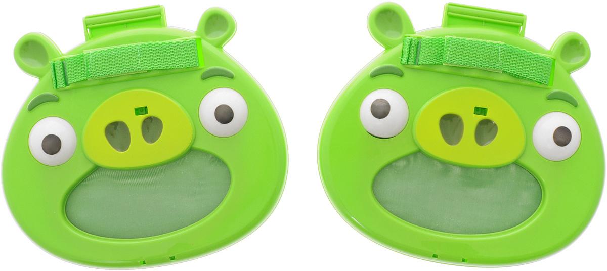 Angry Birds Игровой набор Мячеловка Свинья